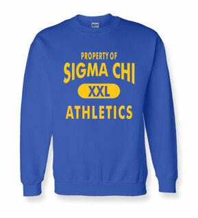 Fraternity or Sorority Sweatshirt