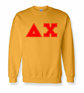 Ivy Greek Crewneck