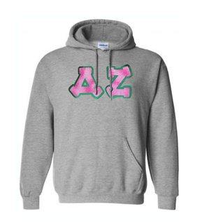 New Sorority Bubble Twill Sweatshirt