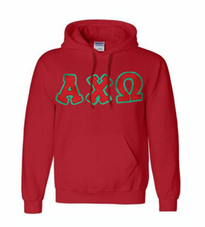 Sorority Bubble Twill Hoodie
