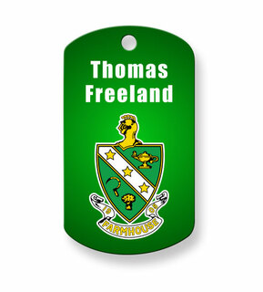 FarmHouse Fraternity Dog Tags