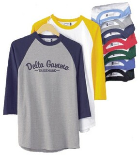 Greek Raglan Trademark Jersey