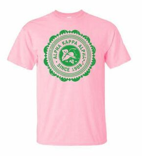 Alpha Kappa Alpha Old Seal T-Shirt