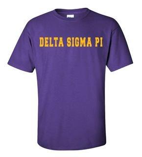 Delta Sigma Pi College Shirt