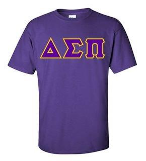 Delta Sigma Pi Custom Twill Short Sleeve T-Shirt