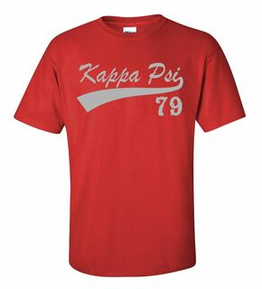 DYO Kappa Psi Tail Shirt