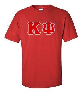 Kappa Psi Lettered T-Shirt
