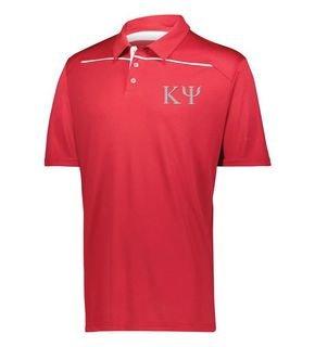 Kappa Psi Subtle Greek Letter Defer Polo