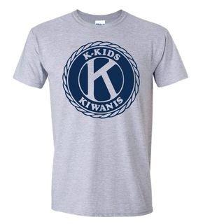 Kiwanis K-Kids Seal T-Shirt