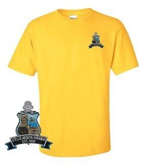 DISCOUNT-Phi Kappa Sigma Crest - Shield Emblem Shirt