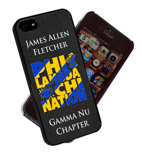 Phi Lambda Chi Nations Cell Phone Cover