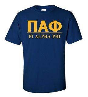 Pi Alpha Phi Bar Shirt