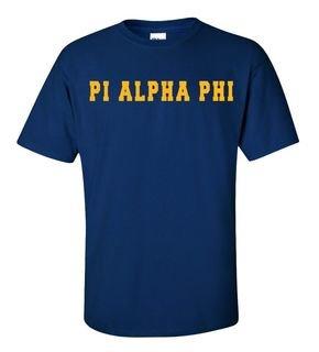 Pi Alpha Phi College Shirt