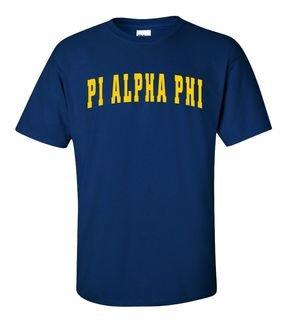 Pi Alpha Phi Letterman Shirt