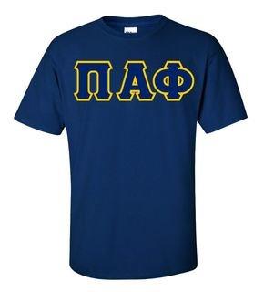 Pi Alpha Phi Custom Twill Short Sleeve T-Shirt