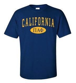 Pi Alpha Phi State Shirt