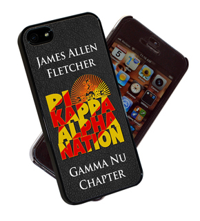 Pi Kappa Alpha Nations Cell Phone Cover