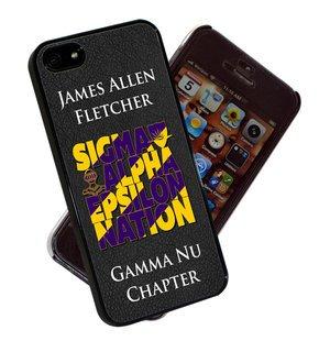 Sigma Alpha Epsilon Nations Cell Phone Cover