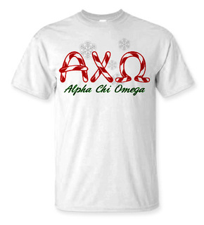 Sorority Candy Cane Tee