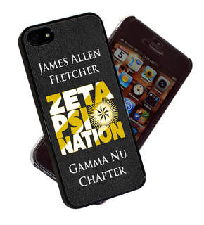 Zeta Psi Nations Cell Phone Cover