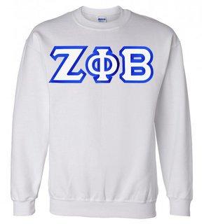 $25 Zeta Phi Beta Custom Twill Sweatshirt