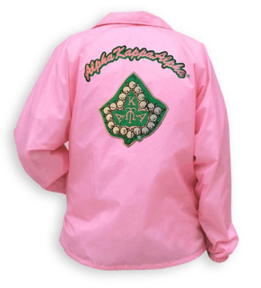 AKA Custom Coach's Jacket