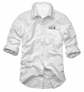 Alpha Sigma Phi Classic Oxford