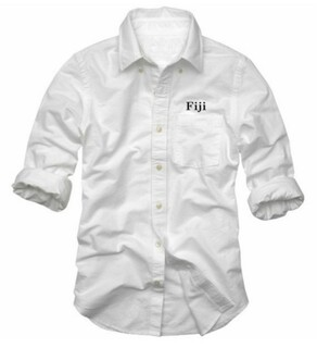 FIJI Fraternity Classic Oxford