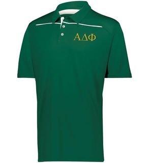 Alpha Delta Phi Subtle Greek Letter Defer Polo