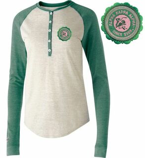 DISCOUNT-Alpha Kappa Alpha Ladies Alum Shirt