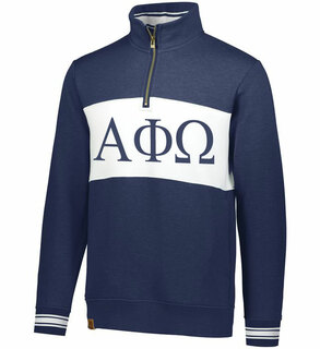 Alpha Phi Omega Ivy League Pullover