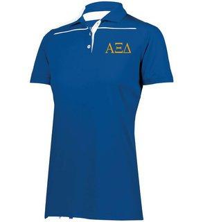 Alpha Xi Delta Greek Letter Defer Polo