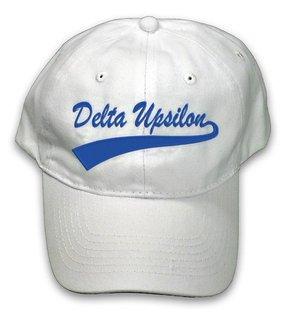 Delta Upsilon New Tail Baseball Hat