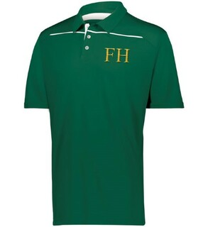 FarmHouse Fraternity Letter Defer Polo