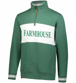 FARMHOUSE Ivy League Pullover