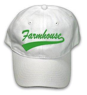 FARMHOUSE New Tail Baseball Hat