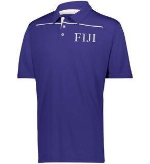 FIJI Fraternity Letter Defer Polo