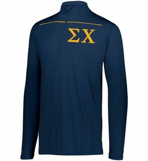 Fraternity Defer 1/2 Zip Athletic Pullover