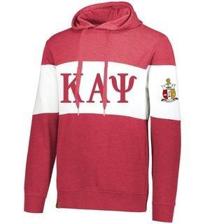Greek Letters Ivy League Hoodie w/ Crest