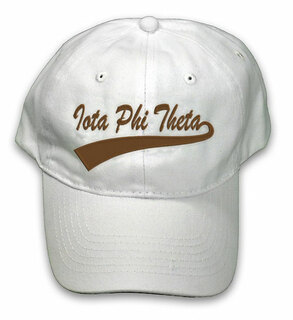 Iota Phi Theta New Tail Baseball Hat