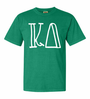 Kappa Delta Comfort Colors Heavyweight Design T-Shirt