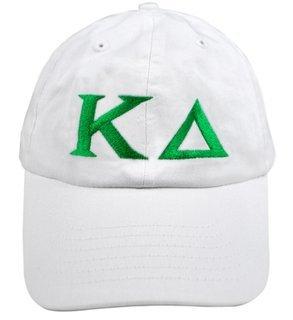 Kappa Delta Greek Letter Hat