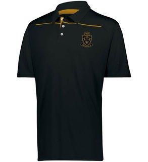 Kappa Delta Phi Greek Crest Emblem Defer Polo