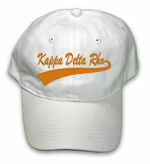 Kappa Delta Rho New Tail Baseball Hat