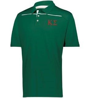 Kappa Sigma Subtle Greek Letter Defer Polo