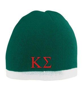 Kappa Sigma Two Tone Knit Beanie