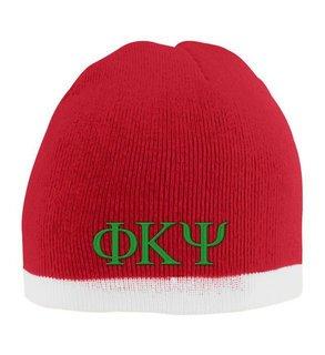 Phi Kappa Psi Two Tone Knit Beanie