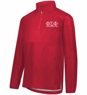 Phi Sigma Phi SERIESX PULLOVER