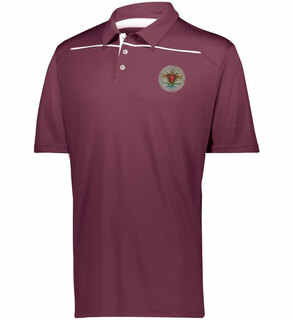 Pi Kappa Alpha Greek Crest Emblem Defer Polo