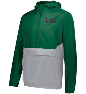 Sigma Alpha Omega Head of The Pack Pullover